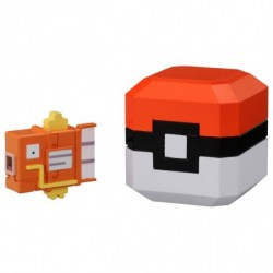 Pokemon Quest Collection Pokeball Magikarp japan plush
