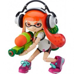 figma Splatoon Girl Splatoon japan plush