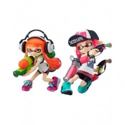 figma Splatoon Girl: DX Edition Splatoon/Splatoon 2 japan plush