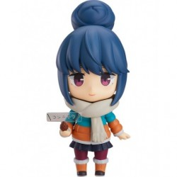 Nendoroid Rin Shima DX Ver. Laid-Back Camp japan plush