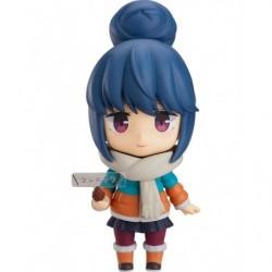 Nendoroid Rin Shima DX Ver. Laid-Back Camp japan plush