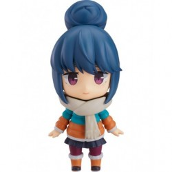 Nendoroid Rin Shima Laid-Back Camp japan plush