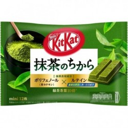 Kit Kat mini Maccha Power japan plush