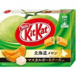 Kit Kat Mini Hokkaido Melon Mascarpone Cheese japan plush
