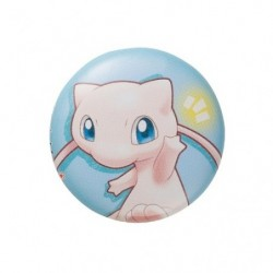 Badge MEW with YOU japan plush