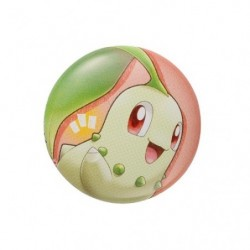 Badge CHIKORITA with YOU japan plush