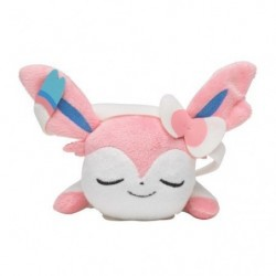 Kuttari Plush Sylveon Sleeping japan plush