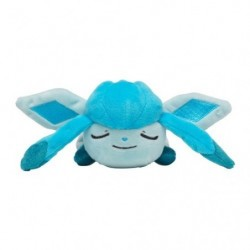 Kuttari Plush Glaceon Sleeping japan plush