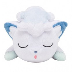 Kuttari Plush Alola Vulpix Sleeping japan plush