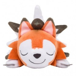 Kuttari Plush Lycanroc Sleeping japan plush