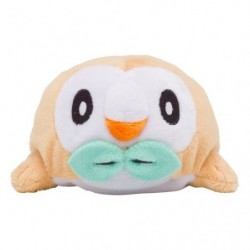 Kuttari Plush Rowlet japan plush