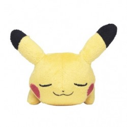 Kuttari Plush Pikachu Sleeping japan plush
