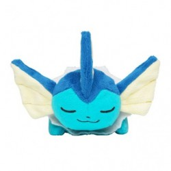 Kuttari Plush Vaporeon Sleeping japan plush