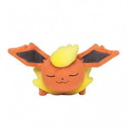 Kuttari Plush Flareon Sleeping japan plush