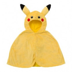 Poncho Pikachu japan plush