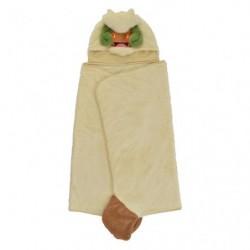 Blanket MOFU-MOFU PARADISE Whimsicott japan plush