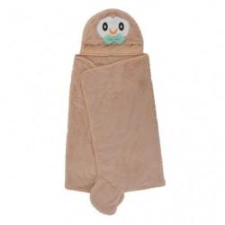 Blanket MOFU-MOFU PARADISE Rowlet japan plush