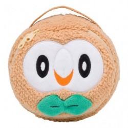 Pocket Bag MOFU-MOFU PARADISE Rowlet japan plush
