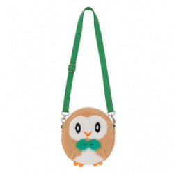 Shoulder Bag MOFU-MOFU PARADISE Rowlet japan plush