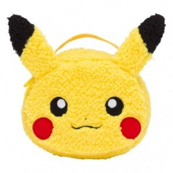 Mini Pocket MOFU-MOFU PARADISE Pikachu japan plush
