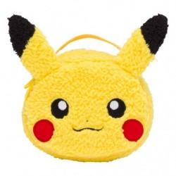 Mini Pocket MOFU-MOFU PARADISE Pikachu japan plush