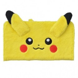 Smartphone Protection MOFU-MOFU PARADISE Pikachu japan plush