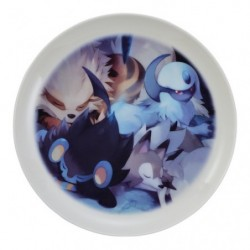 Plate MOFU-MOFU PARADISE Absol japan plush