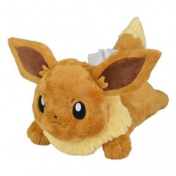 Tissu Box MOFU-MOFU PARADISE Eevee japan plush