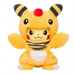 Plush Pikachu Mania Ampharos japan plush