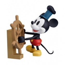 Nendoroid Mickey Mouse: 1928 Ver. (Color) Steamboat Willie japan plush