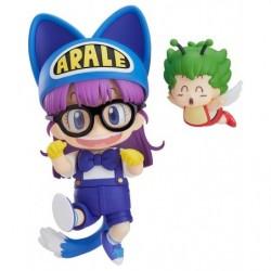 Nendoroid Arale Norimaki: Cat Ears Ver. & Gatchan Dr.SLUMP ARALE CHAN japan plush