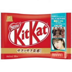 Kit Kat Mini 45th Anniversary japan plush