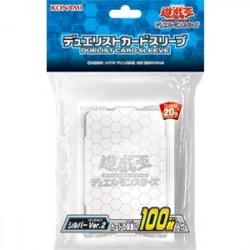 YuGiOh Protège-cartes Argent Ver.2 japan plush