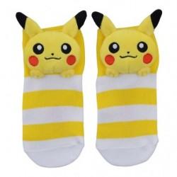 Mascotte Chaussettes Pikachu japan plush