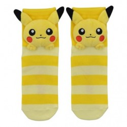 Mascot Socks Long Pikachu japan plush
