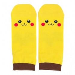 Chaussettes Courtes Pikachu Face