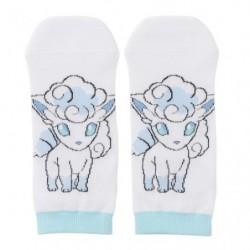 Short Socks Alola Vulpix japan plush