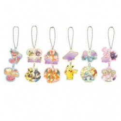Keychain Collection Ditto japan plush