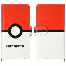 Cover Flip Case Pokeball japan plush