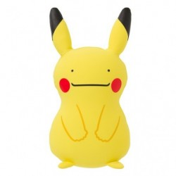 Big Cushion Ditto Pikachu japan plush