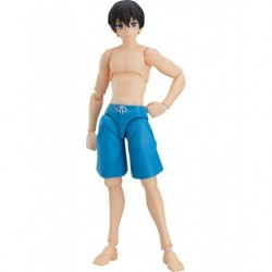 figma Male Swimsuit Body (Ryo) japan plush