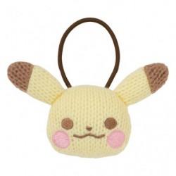Hair Band Wool Pikachu Face japan plush