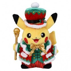 Peluche Pikachu Noel 2018 japan plush