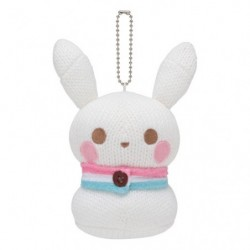 Wool Keychain Plush Snowman Pikachu japan plush