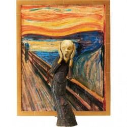 figma The Scream(Re-Release) The Table Museum japan plush