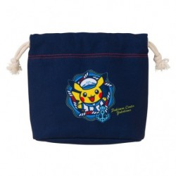 Sac Pochette Pokemon Center Yokohama japan plush