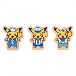 Clip Set Pokemon Center Yokohama japan plush