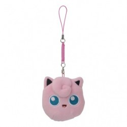 Strap Face Jigglypuff japan plush