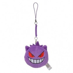 Strap Face Gengar japan plush