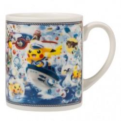 Mug Cup Pokemon Center Yokohama japan plush
